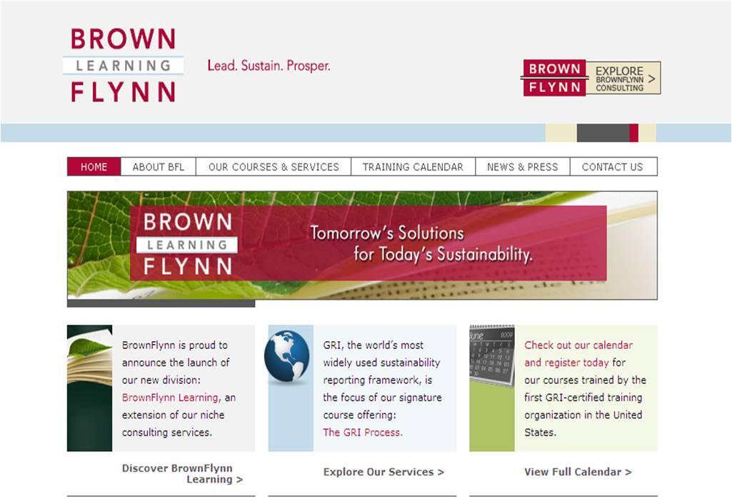 bfl webpage