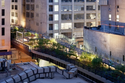 The High Line has quickly become one of New York City's most popular attractions. (Image credit: Friends of the High Line)